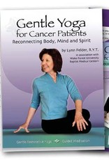 DVD Gentle Yoga for Cancer Patients