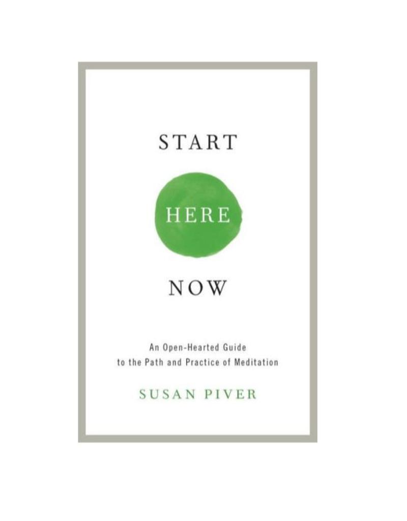 Start Here Now: Piver