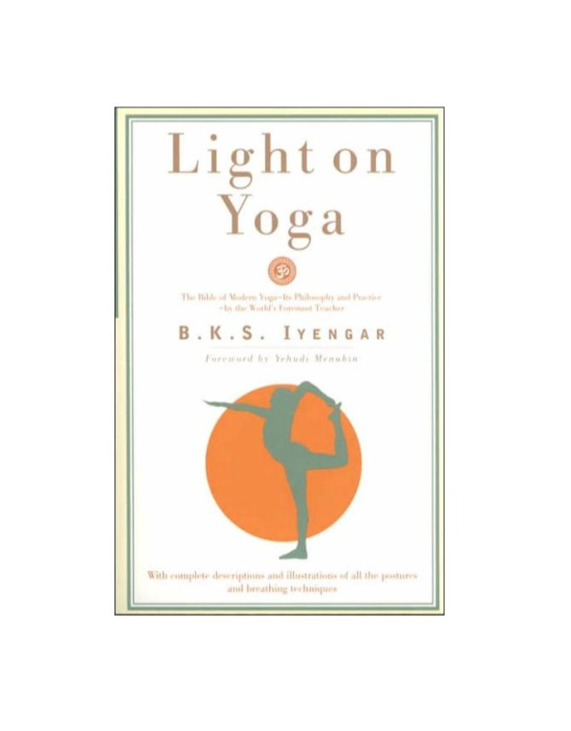 Light On Yoga by B.K.S. Iyengar (200 TT)