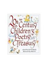 The 20th Century Children's Poetry Treasury: Prelutsky & So