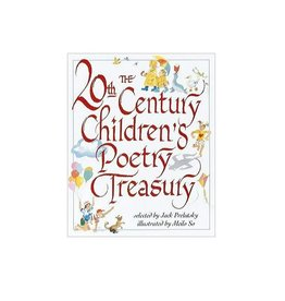 The 20th Century Children's Poetry Treasury: Prelutsky & So