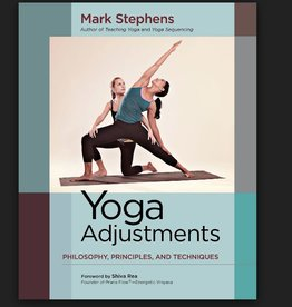 Integral Yoga Distribution Yoga Adjustments: Mark Stephens