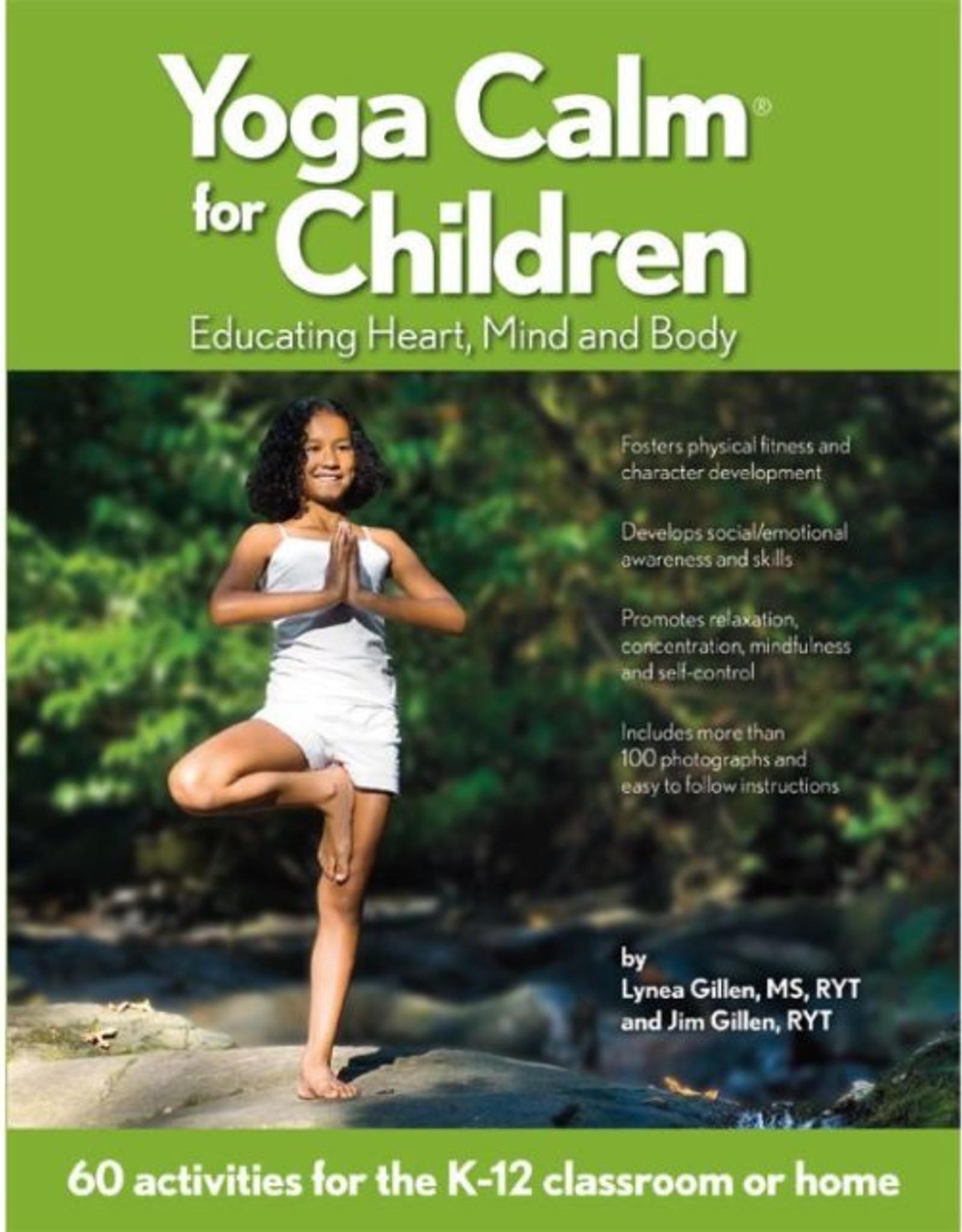 Ingram Yoga Calm for Children: Gillen