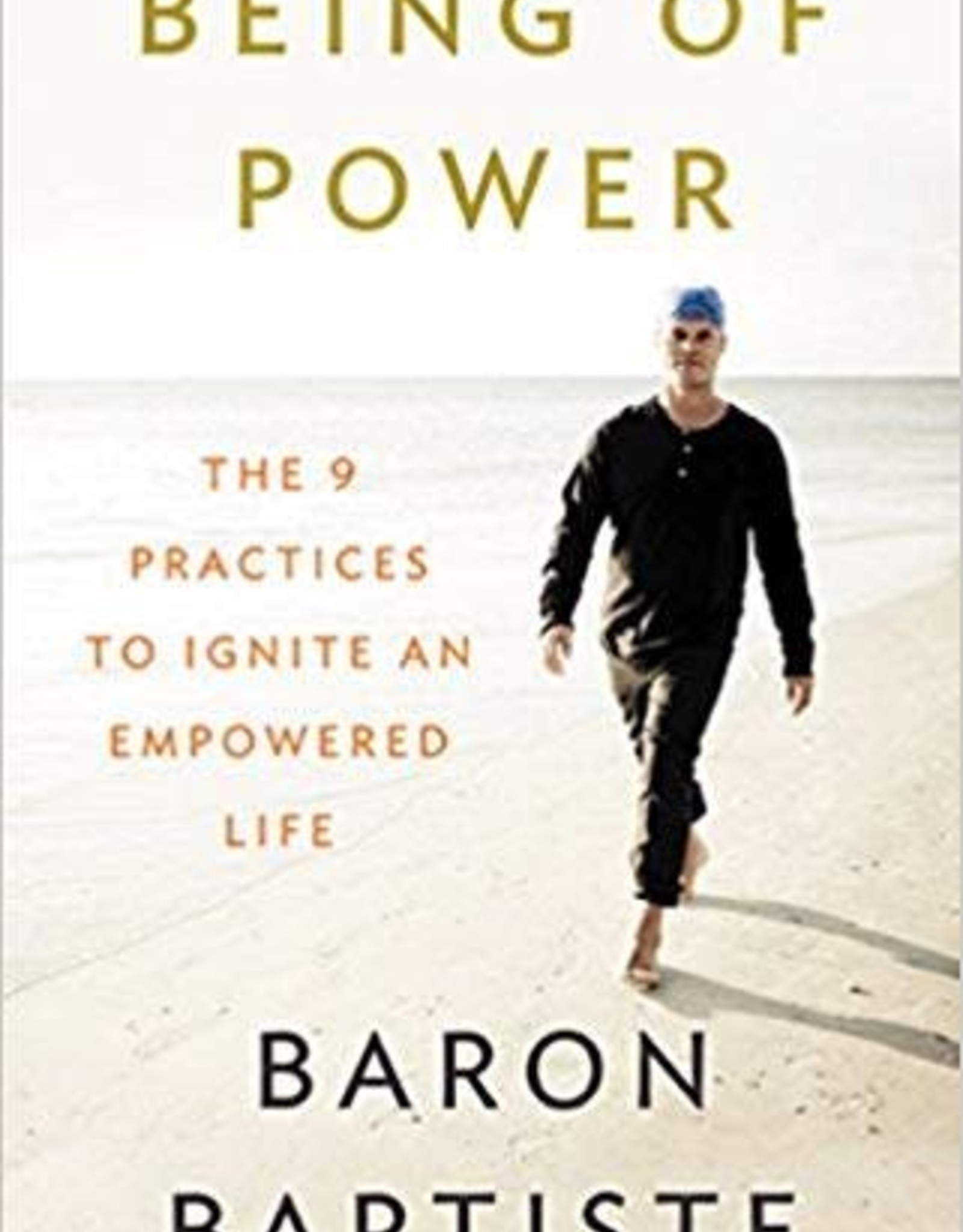 Integral Yoga Distribution Being of Power: The 9 Practices to Ignite an Empowered Life