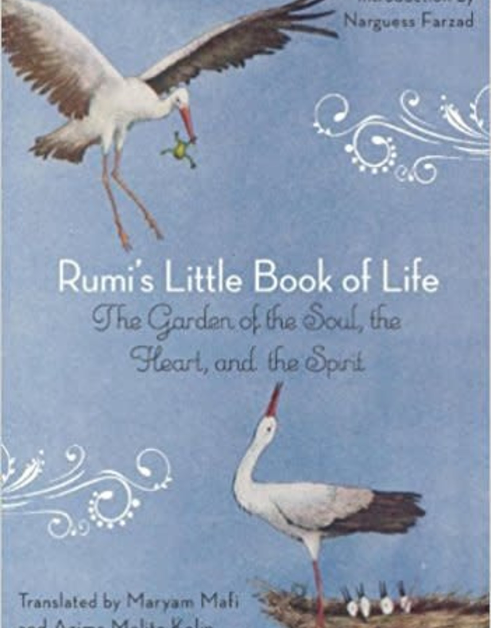 Integral Yoga Distribution Rumi's Little Book of Life