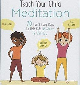 Integral Yoga Distribution Teach Your Child Meditation