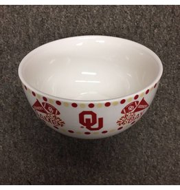 "The Memory Company Ceramic Game Day Bowl 5.5"" round"