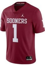Jordan Jordan Brand Oklahoma Sooners Limited Applique Jersey