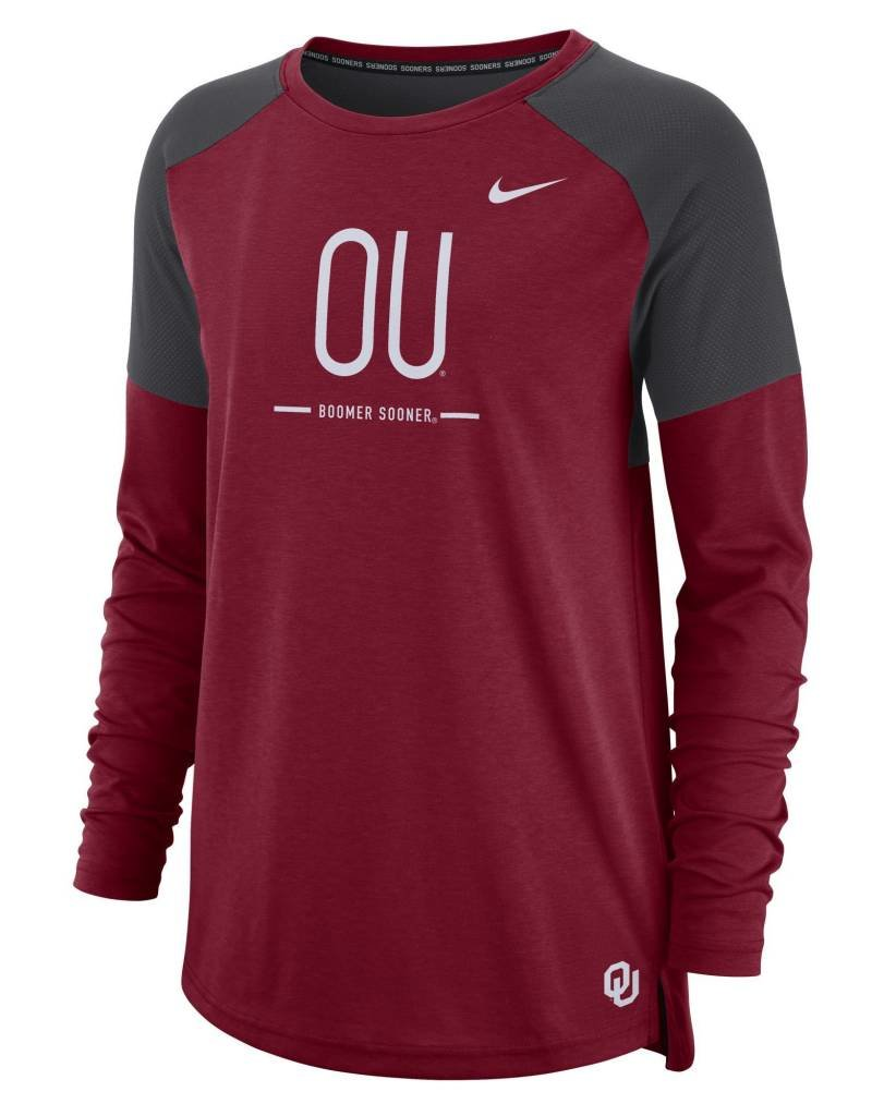 1115d51b7 Women's Nike Dri-Fit Long Sleeve Tailgate Top - Balfour of Norman