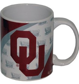 Jenkins OU Ceramic Mug Schooner Background