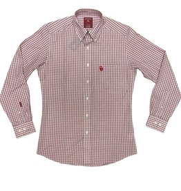 Antigua Men's Antigua OU Rank Dress Shirt