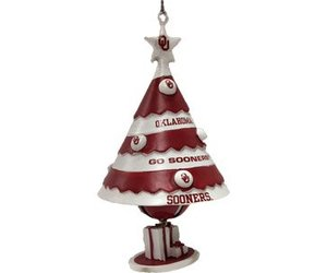 Ou Christmas Tree Bell Ornament Balfour Of Norman