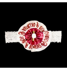 Divine Creations Ruffle Baby Headband