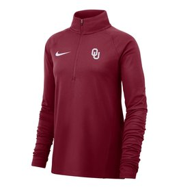 Nike Women's OU Nike Core Half-Zip Running Top