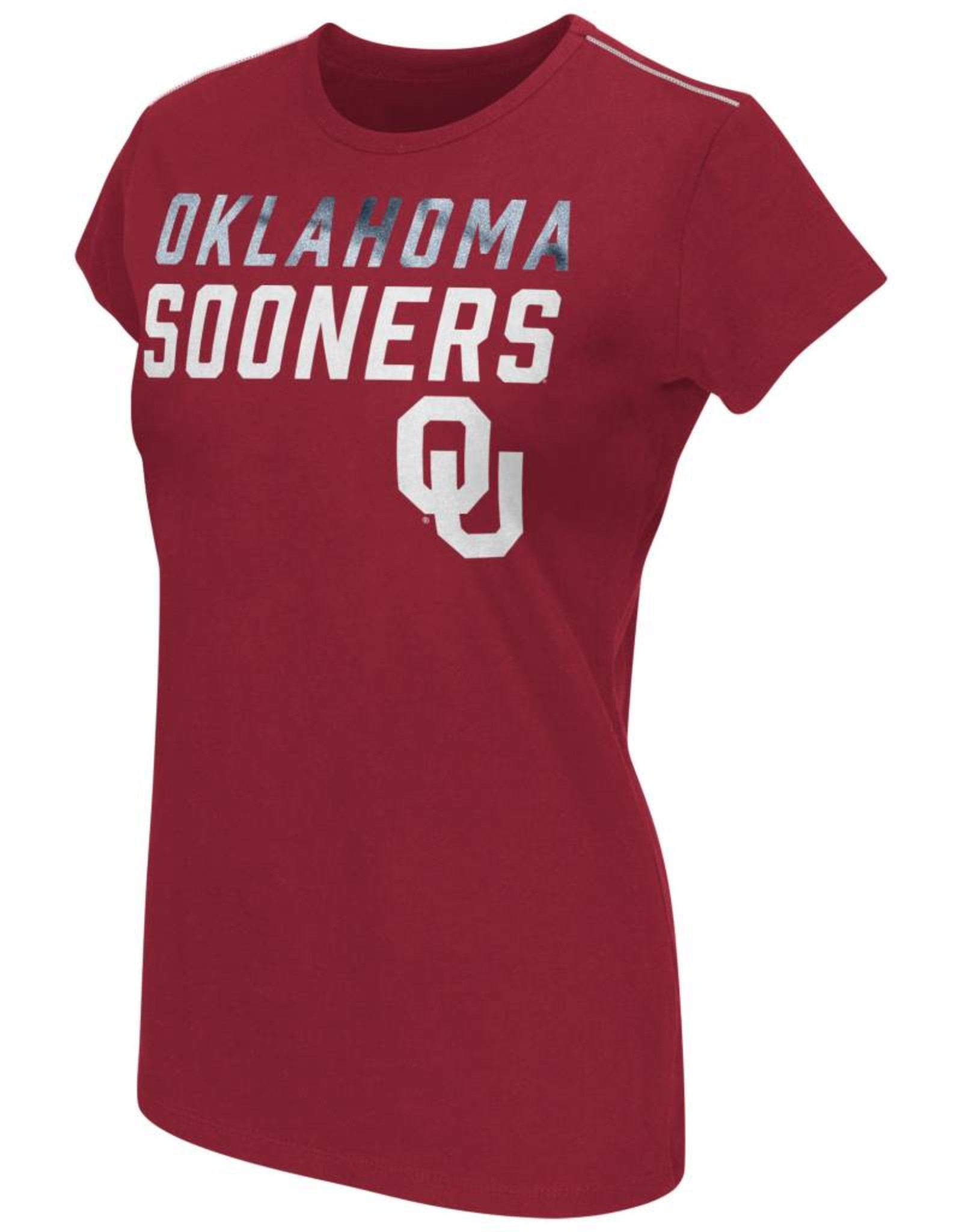 G-III 4 her Women's Oklahoma Sooners Foil Champion Tee