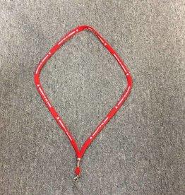 "Jardine 3/8"" OU University Of Oklahoma Lanyard w/ Swivel Hook Bright Crimson"
