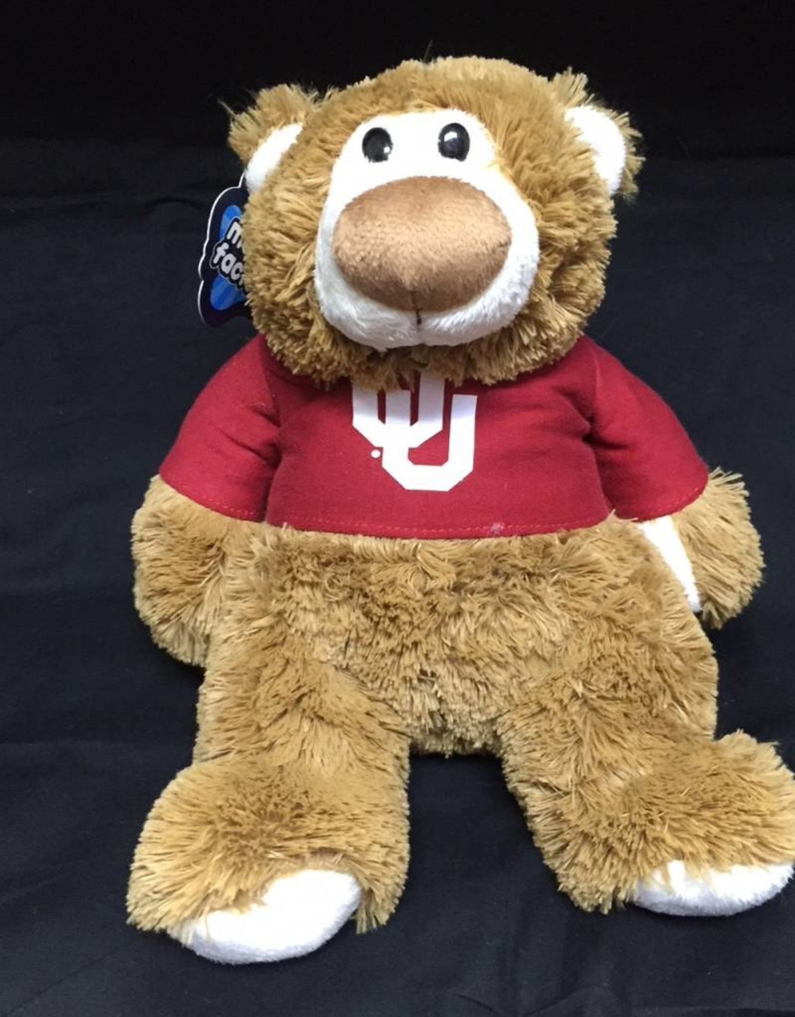 Mascot Factory OU JP Bear w/ T-shirt Brown