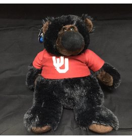 Mascot Factory OU JP Bear w/ T-shirt Black