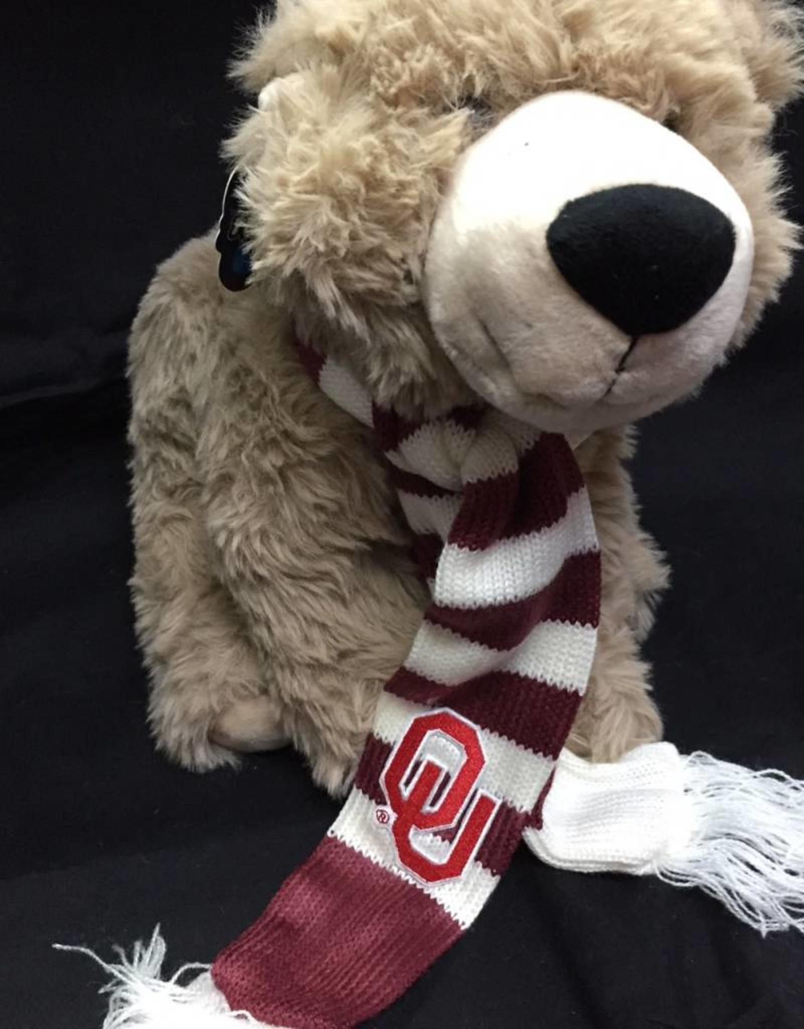 Mascot Factory OU Smokey Sr w/ Scarf