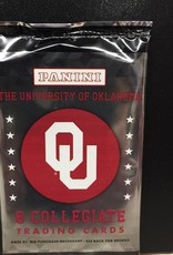 Panini OU Sooners Trading Cards (8 Card Package)