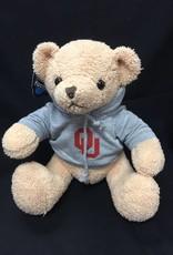 Mascot Factory OU Theodore Bear w/ Hoody