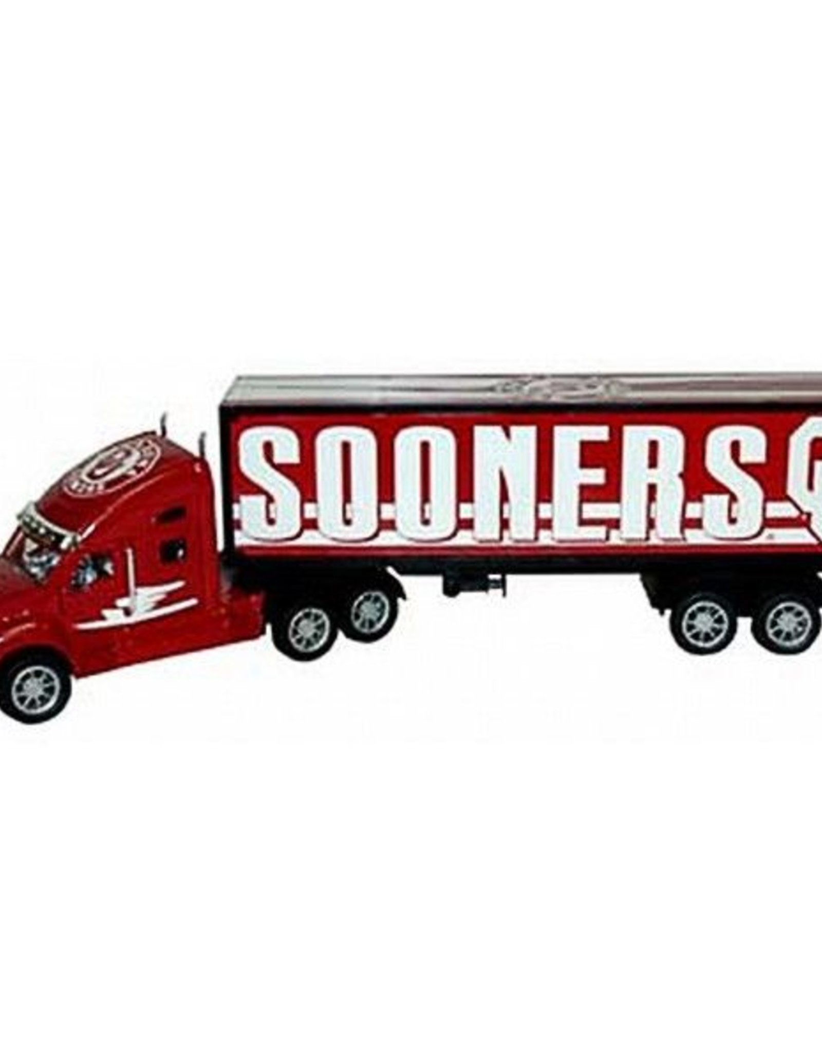 Game Day Outfitters Sooners Toy Semi Truck