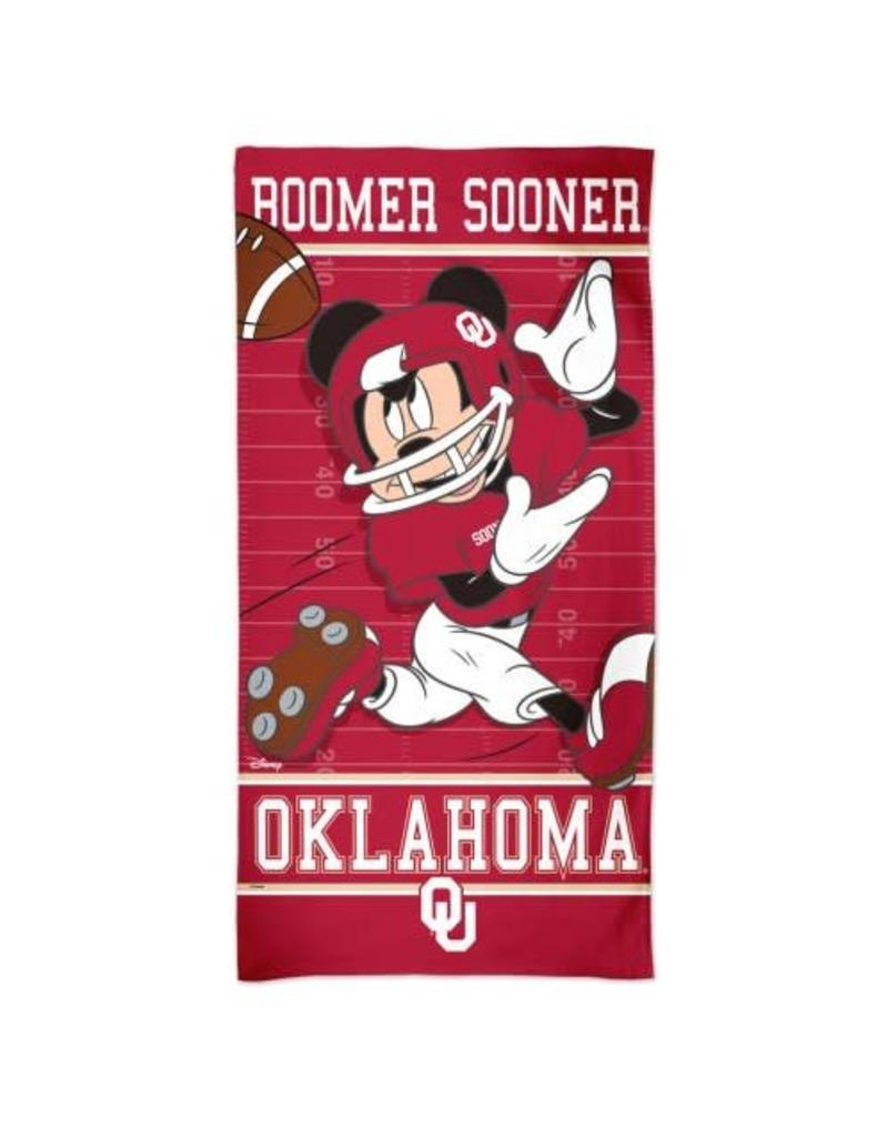 WinCraft Disney Oklahoma Beach Towel