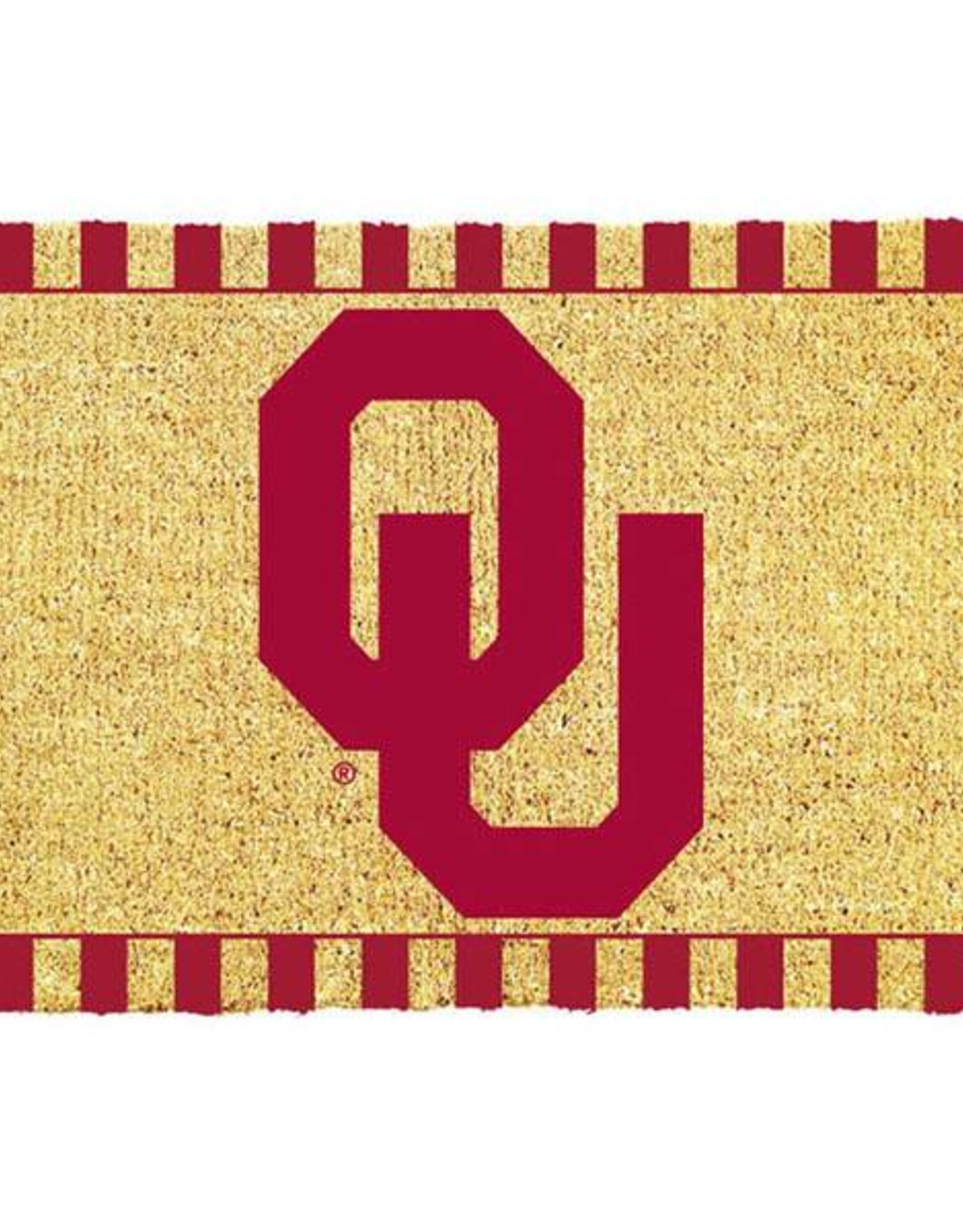 "Jenkins Natural Coir 18""x30"" OU Door Mat"