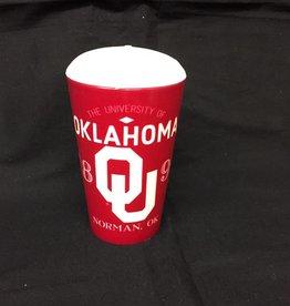 Northwest Oklahoma OU Plastic Toothbrush Holder