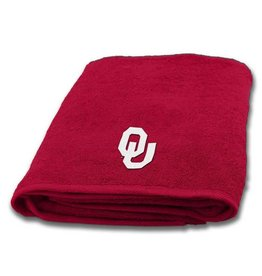 "Northwest OU Decorative Bath Towel 25""x50"""