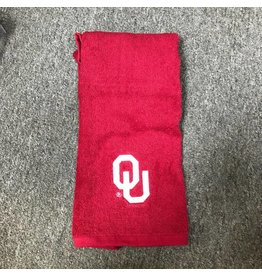 "Northwest OU Decorative Hand Towel 15""x26"""