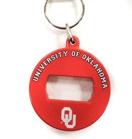 Spirit Products Beverage Key OU Key Tag