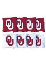 Victory Tailgate Oklahoma Sooners OU Bean Bag Set