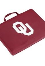 """Logo OU Bleacher Cushion 14""""x11""""x1.75"""""""