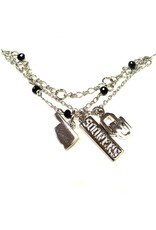 Emerson Street Multi-Charm OU Necklace