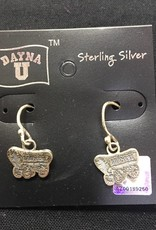 Dayna U DaynaU Schooner Sterling Silver Earrings