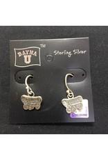 Dayna U DaynaU Schooner Sterling Silver Earrings