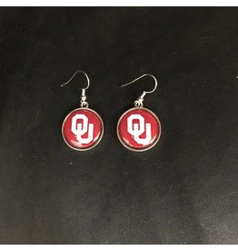 FTH FTH OU Round Dangle Earring
