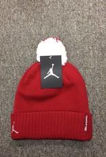 Jordan Youth Jordan Brand 2018 Sideline Cuffed Beanie Crimson