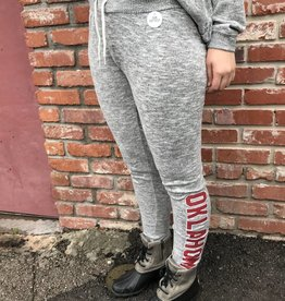 Chicka-d Women's Cozy Fleece Joggers