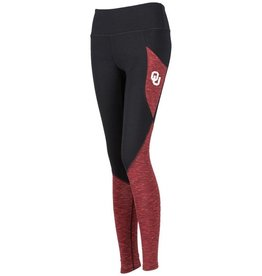 ZooZatz OU Pocket Two Tone Leggings