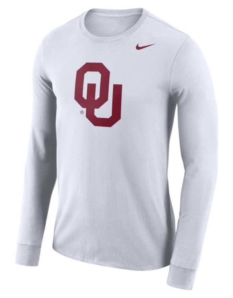 e7c948780 Men's Nike Dri-Fit Cotton LS Logo Tee - Balfour of Norman