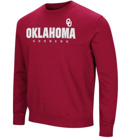 Colosseum Men's Colosseum Playbook Crewneck Fleece