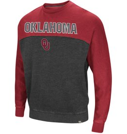 Colosseum Men's Colosseum Nice Hit Crewneck Fleece
