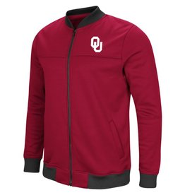 Colosseum Men's Colosseum Sack the QB Full Zip Bomber Jacket