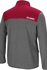 Colosseum Men's Colosseum You Can Do It 1/2 Snap Fleece Pullover