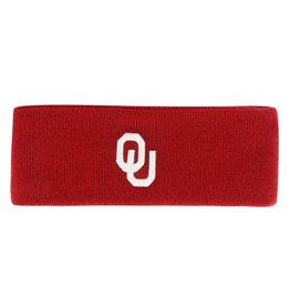 Top of the World TOW Crimson Classic OU Schooner Headband