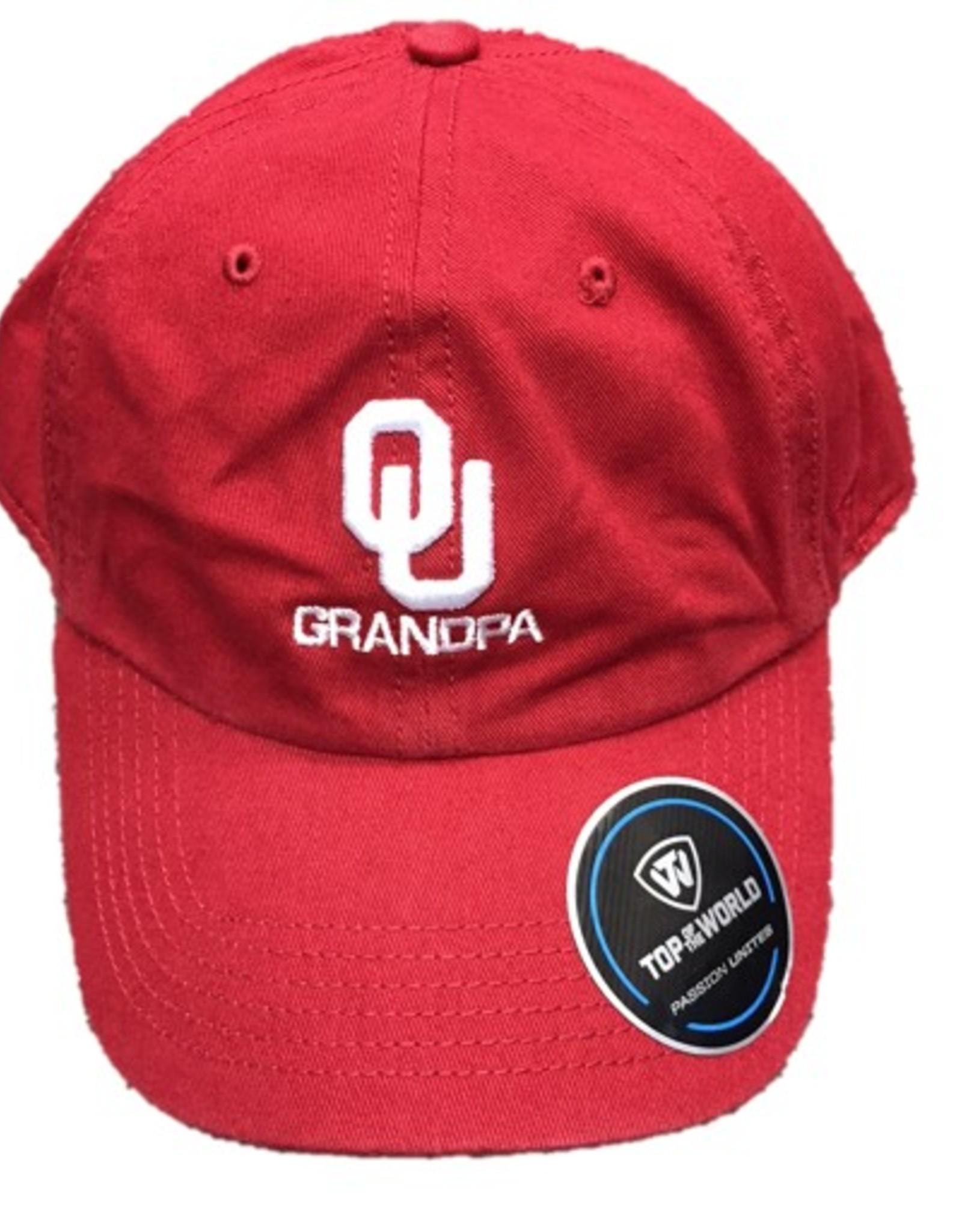 TOW Adjustable Grandpa Cap