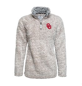 Top of the World Women's TOW OU Sherpa 1/4 Zip