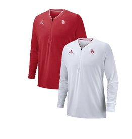 Jordan Men's Jordan Brand Half-Zip Coaches Top